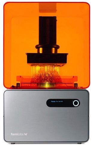 3D принтер_Formlabs Form 1+
