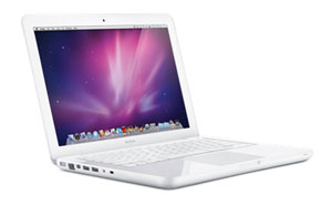 Apple MacBook MC516 white