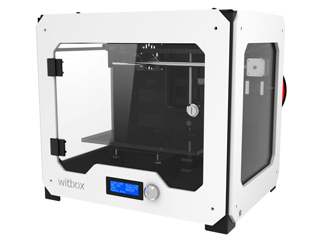 3D принтер_bq Witbox белый Компания ForOffice 99500.000