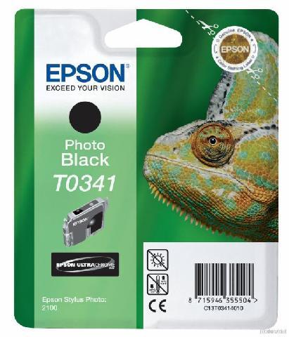Картридж Epson C13T03414010