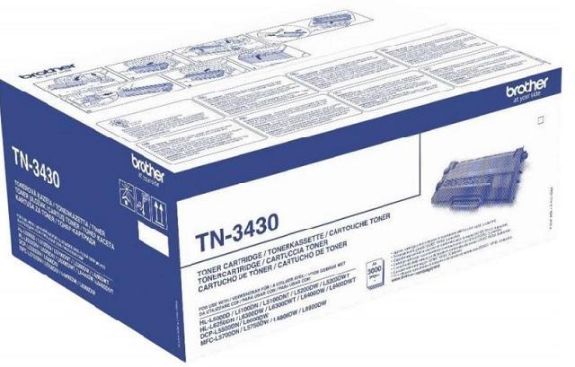 Тонер-картридж TN-3430