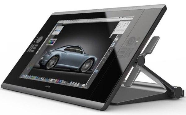Графический планшет_Монитор-планшет Wacom Cintiq 24HD (DTK-2400) Компания ForOffice 147298.000