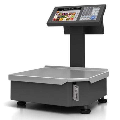 Весы с печатью этикеток_Штрих-PC200CE Elevated Компания ForOffice 43680.000