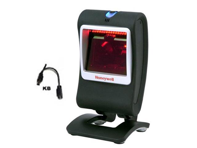 Купить Стационарный сканер штрих-кода  Honeywell (Metrologic) MS7580 Genesis 1D KB в официальном интернет-магазине оргтехники, банковского и полиграфического оборудования. Выгодные цены на широкий ассортимент оргтехники, банковского оборудования и полиграфического оборудования. Быстрая доставка по всей стране