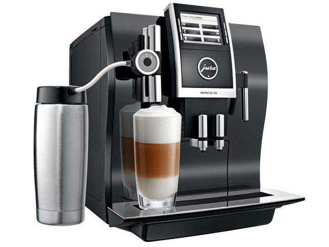 IMPRESSA Z9 кофемашина автоматическая jura j6 piano white 15165