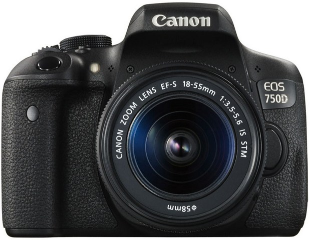 Canon EOS 750D Kit 18-55 IS STM canon eos 750d kit 18 135mm is stm