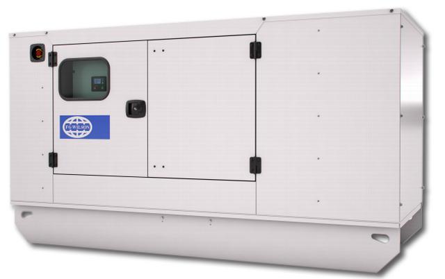 Дизельный генератор FG WILSON P110-3 кожух