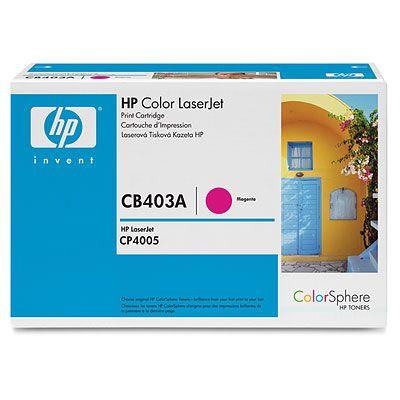 Купить Картридж HP CB403A, Hewlett-Packard