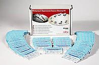 Fujitsu SC-CLE-WGD Ведомственный набор для чистки сканера fujitsu sc cle lv высокообъемный набор для чистки сканера