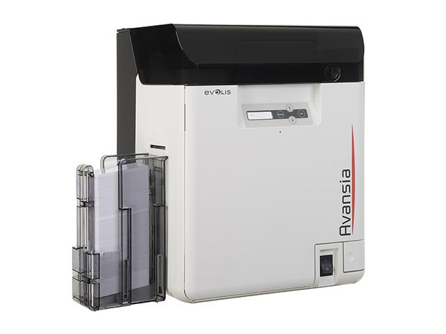 Принтер для пластиковых карт Evolis Avansia Duplex Expert Smart & Contactless (AV1H0HLBBD)