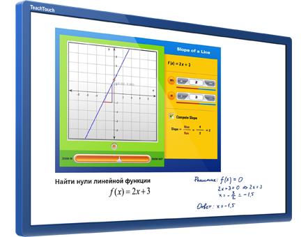 Интерактивная панель TeachTouch New 55 (679229)