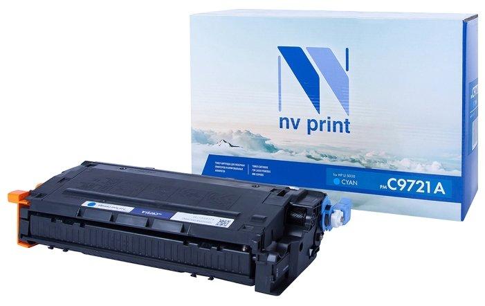 Картридж NV-C9721A Cyan nv print ce741a cyan