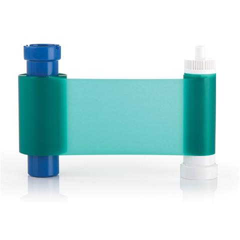 Монохромная лента для принтеров, зеленая Magicard MA1000 Color