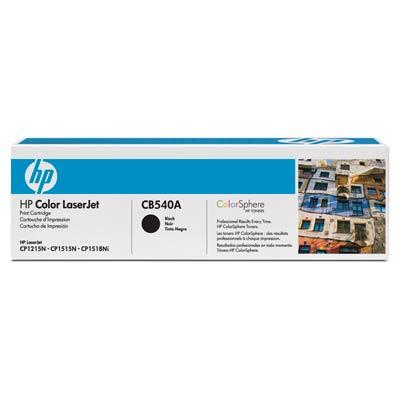 Принт-картридж HP CB540A