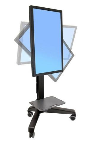 Мобильная стойка_Ergotron Neo-Flex MediaCenter LHD (24-190-085)