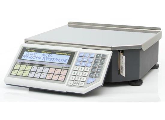 Весы с печатью этикеток Штрих-ПРИНТ ФI 15-2.5 Д2И1 (v.4.5)
