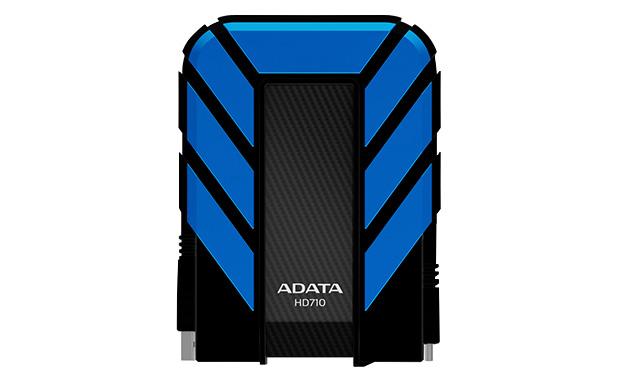 Внешний жесткий диск ADATA HD710 1 ТБ (AHD710-1TU3-CBL) синий