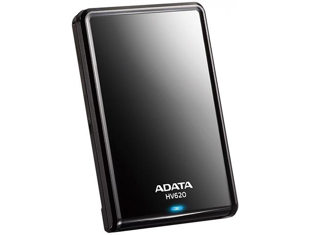 все цены на Внешний жесткий диск ADATA Dash Drive HV620 1 ТБ (AHV620-1TU3-CBK), черный онлайн