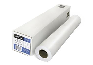 Рулонная бумага Albeo 0,914х30,5 (W160-36-1) с покрытием