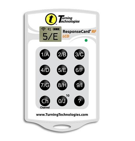 Комплект 50 пультов RF LCD