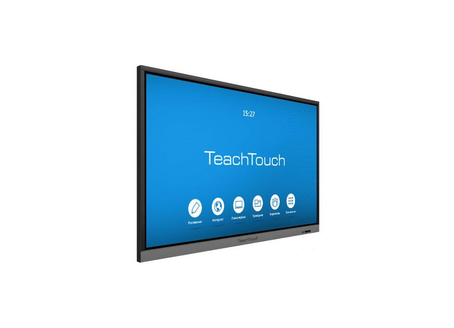 Купить Интерактивный комплекс TeachTouch 3.5 86, UHD, PC Core i5, PolyMedia