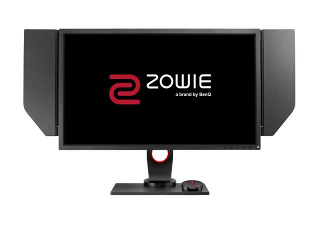 27 ZOWIE by BenQ XL2735 Gray с поворотом экрана  цена и фото
