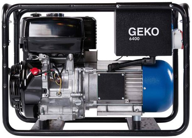Geko 6400 ED-A/HHBA