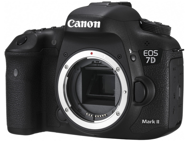 Canon EOS 7D Mark II Body фотоаппарат canon eos 7d mark ii body w e1