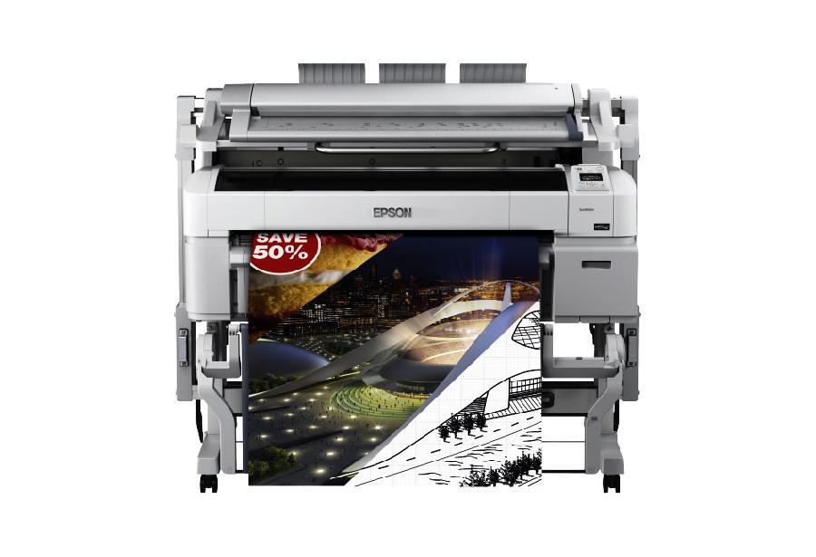 Epson SureColor SC-T5200 MFP принтер epson surecolor sc p600