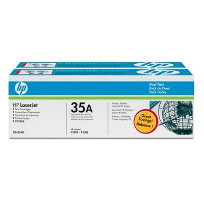 Купить Тонер-картридж HP 35А CB435AD, Hewlett-Packard