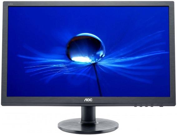 24 AOC Value-line E2460SD2 black