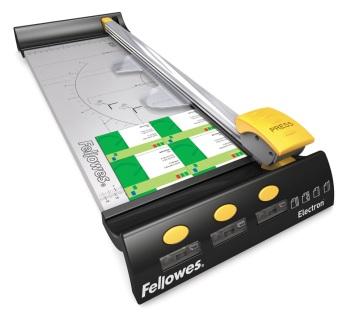 Купить Резак для бумаги Fellowes Electron A3 в официальном интернет-магазине оргтехники, банковского и полиграфического оборудования. Выгодные цены на широкий ассортимент оргтехники, банковского оборудования и полиграфического оборудования. Быстрая доставка по всей стране
