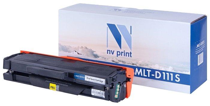 Картридж   MLT-D111S