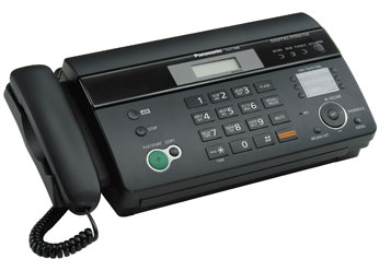Факс_Panasonic KX-FT988RU-B