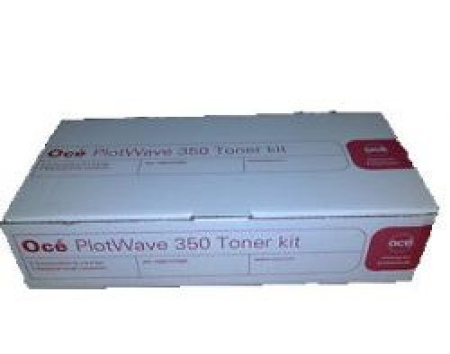 Тонер для плоттера OCE PlotWave 360 (2х0.4 кг) (7489B504)