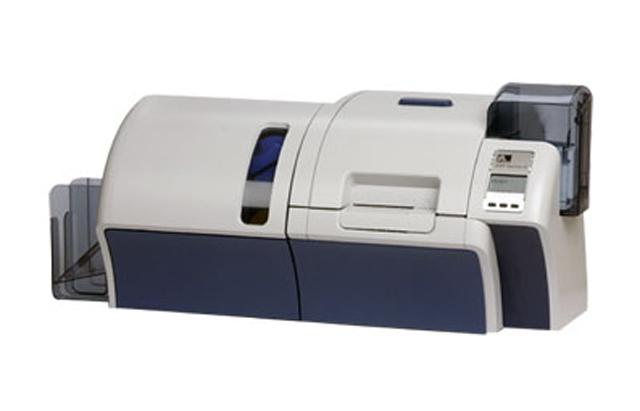 Принтер для пластиковых карт_Zebra ZXP Series 8 DS Lam с двусторонним ламинатором и кодировщиками: магнитным, контактных смарт-карт и бесконтактных карт Mifare