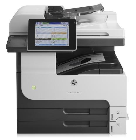 HP LaserJet Enterprise 700 MFP M725dn (CF066A) принтер hp color laserjet enterprise m652dn