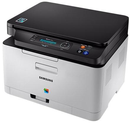 Многофункциональное устройство (МФУ)_Samsung SL-C480W
