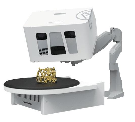 3D сканер_Cronos AURUM 3D Компания ForOffice 1249000.000
