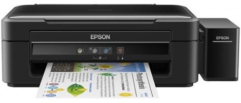 L382 epson l312 струйный принтер