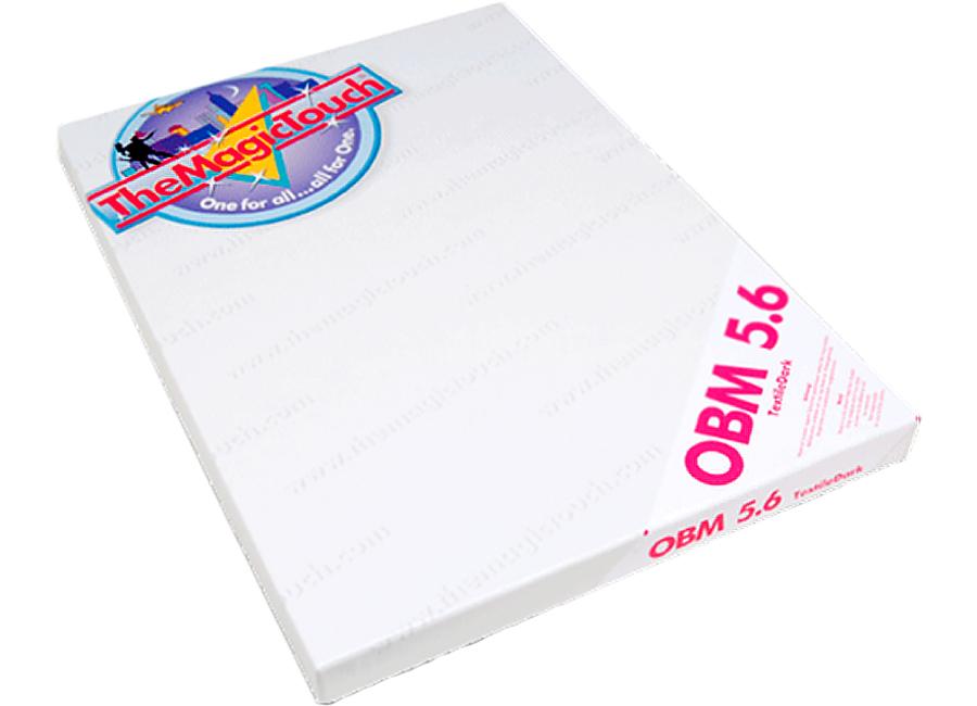 OBM 5.6 A3 (Термотрансферная бумага с подложкой для темного текстиля) touch бумага для рисования marker pad a3 10 л