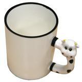 Купить Кружка белая с ручкой в виде коровы в официальном интернет-магазине оргтехники, банковского и полиграфического оборудования. Выгодные цены на широкий ассортимент оргтехники, банковского оборудования и полиграфического оборудования. Быстрая доставка по всей стране