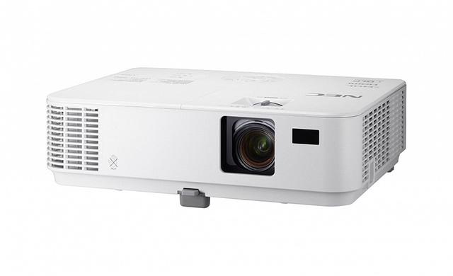 NEC VE303 (VE303G) проектор nec ve303 ve303g 800x600 3000lm 10000 1 vga hdmi usb
