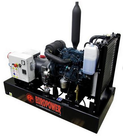 Дизельный генератор_Europower EP113TDE от FOROFFICE