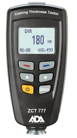 Купить Толщиномер ADA ZCТ 777 в официальном интернет-магазине оргтехники, банковского и полиграфического оборудования. Выгодные цены на широкий ассортимент оргтехники, банковского оборудования и полиграфического оборудования. Быстрая доставка по всей стране