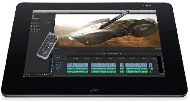 Монитор-планшет   cintiq 27QHD touch (DTH-2700) fostex th900 black наушники