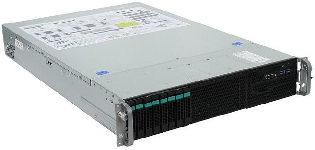 Сервер HL-2U-3 на базе Intel