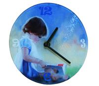 Часы настенные для сублимации и термопереноса текстурированные