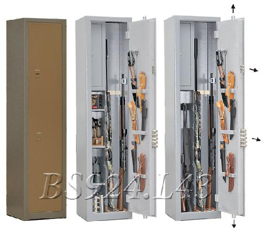 Оружейный сейф Gunsafe BS924 L43