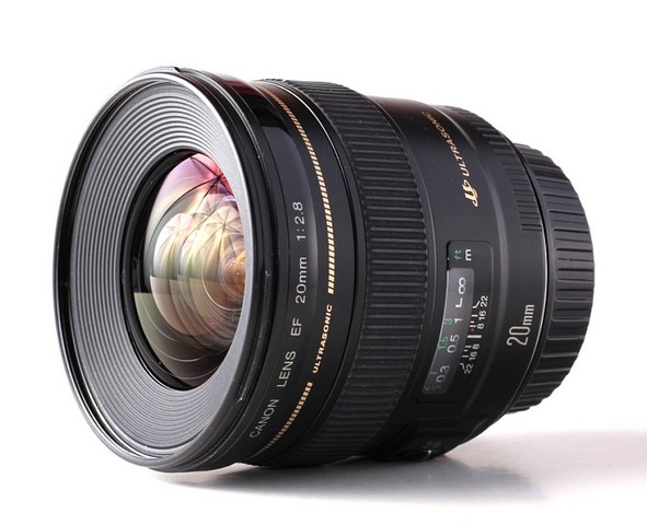 EF 20mm f/2.8L USM